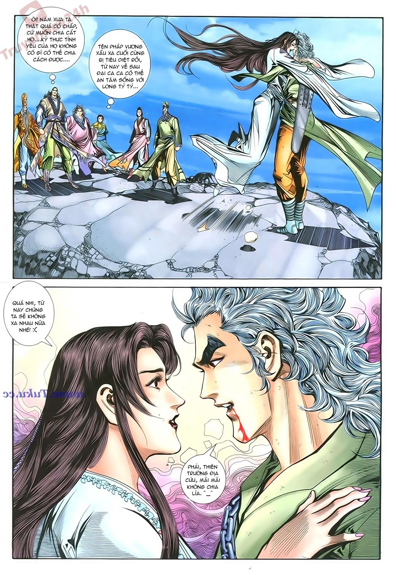 Thần Điêu Hiệp Lữ chap 86 – End Trang 33 - Mangak.info