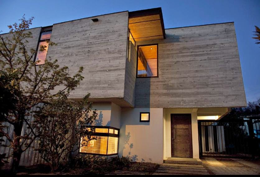 revista digital apuntes de arquitectura la casa yurena