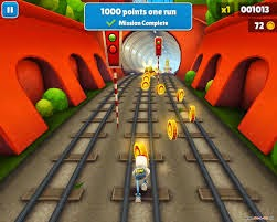 Download Game Subway Surfers Untuk PC + Keyboard Controller
