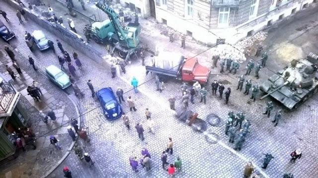 bridge of spies behind the scenes