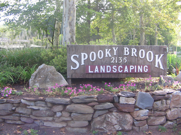 spooky brook landscaping