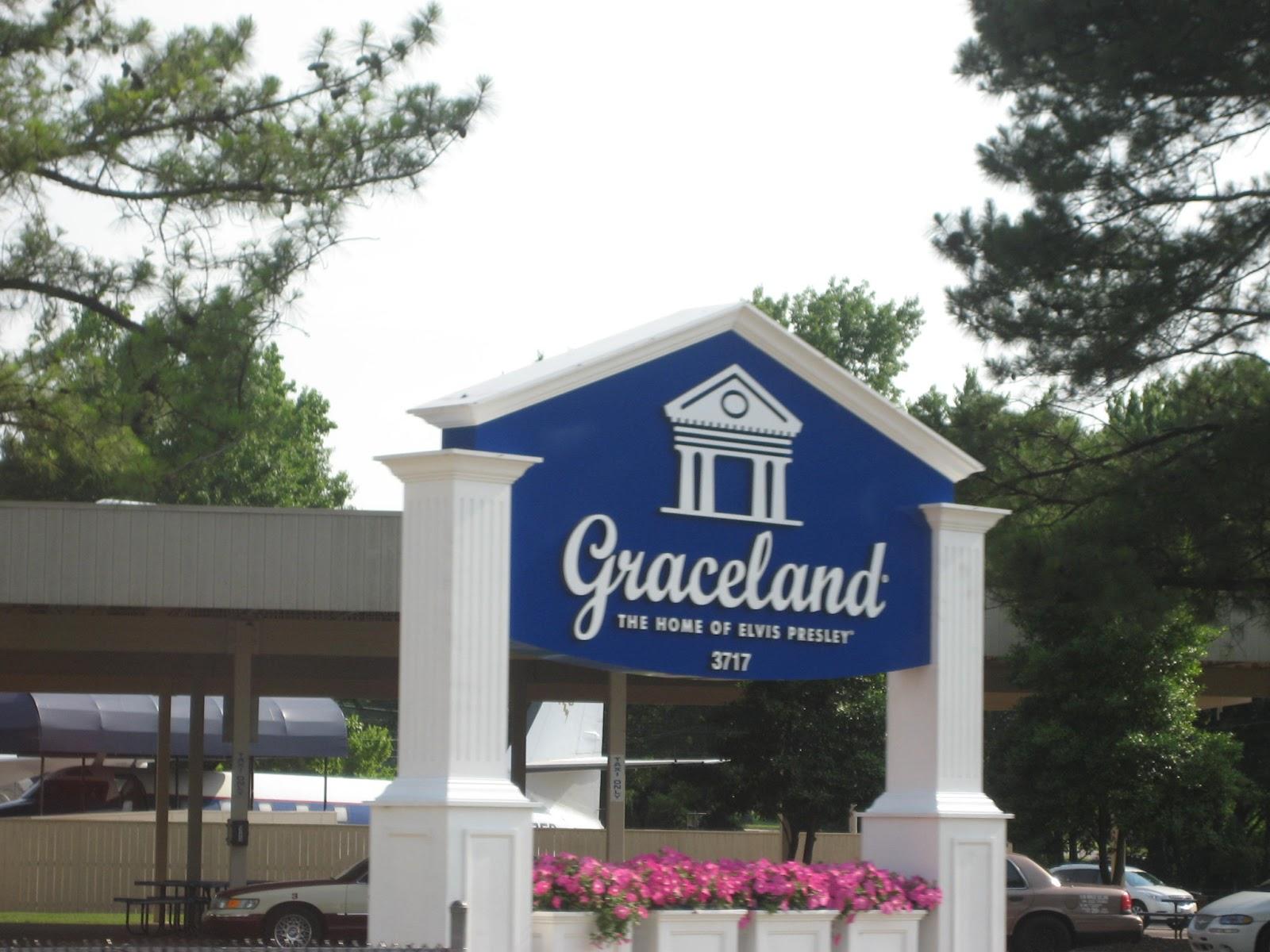 Graceland Elvis Presley