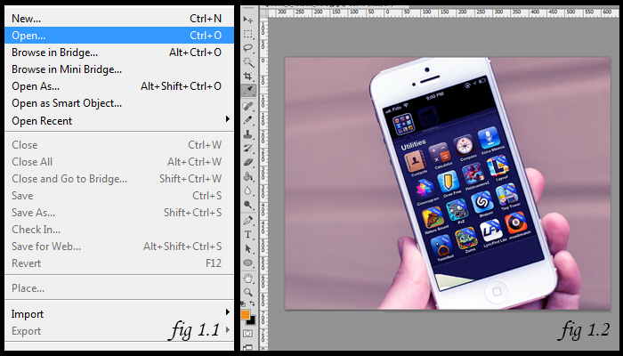AppDemoStore Blog: HOW TO: Add a Device Frame around your App ...