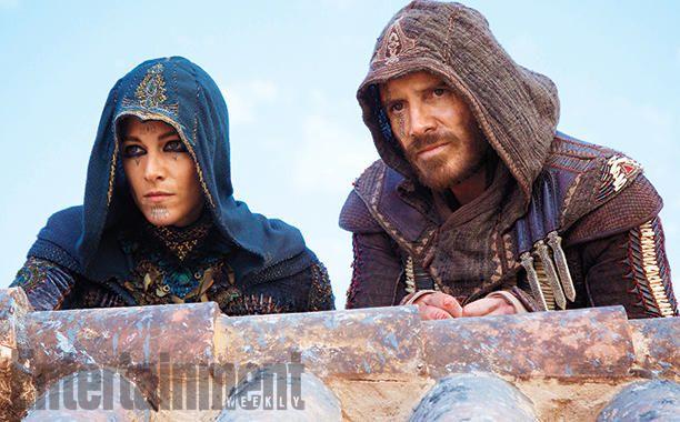 Primera foto de 'Assassin's Creed' con declaraciones de Michael Fassbender