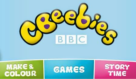 Cbeebies Fun and Games
