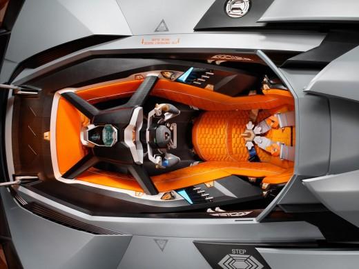 Attrayant Lamborghini Egoista Concept