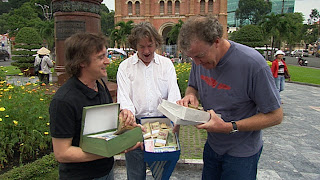 Top Gear Especial Vietnam 15 millones Dongs