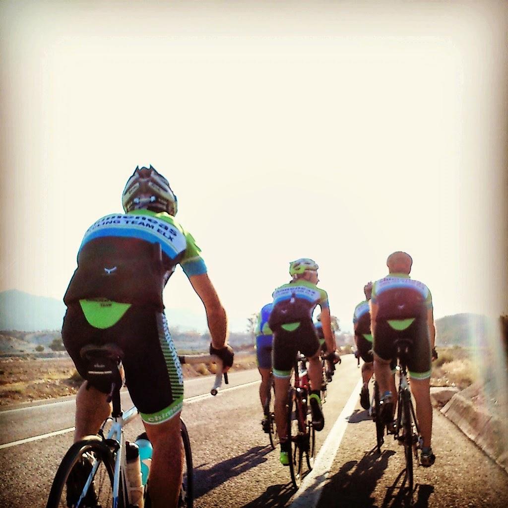 Club ciclista chimeneas elche domingo 26 de junio ruta 3 - Chimeneas elche ...