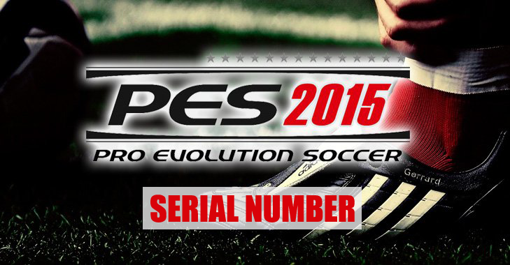 Serial Number PES 2015 Kode Installer Working