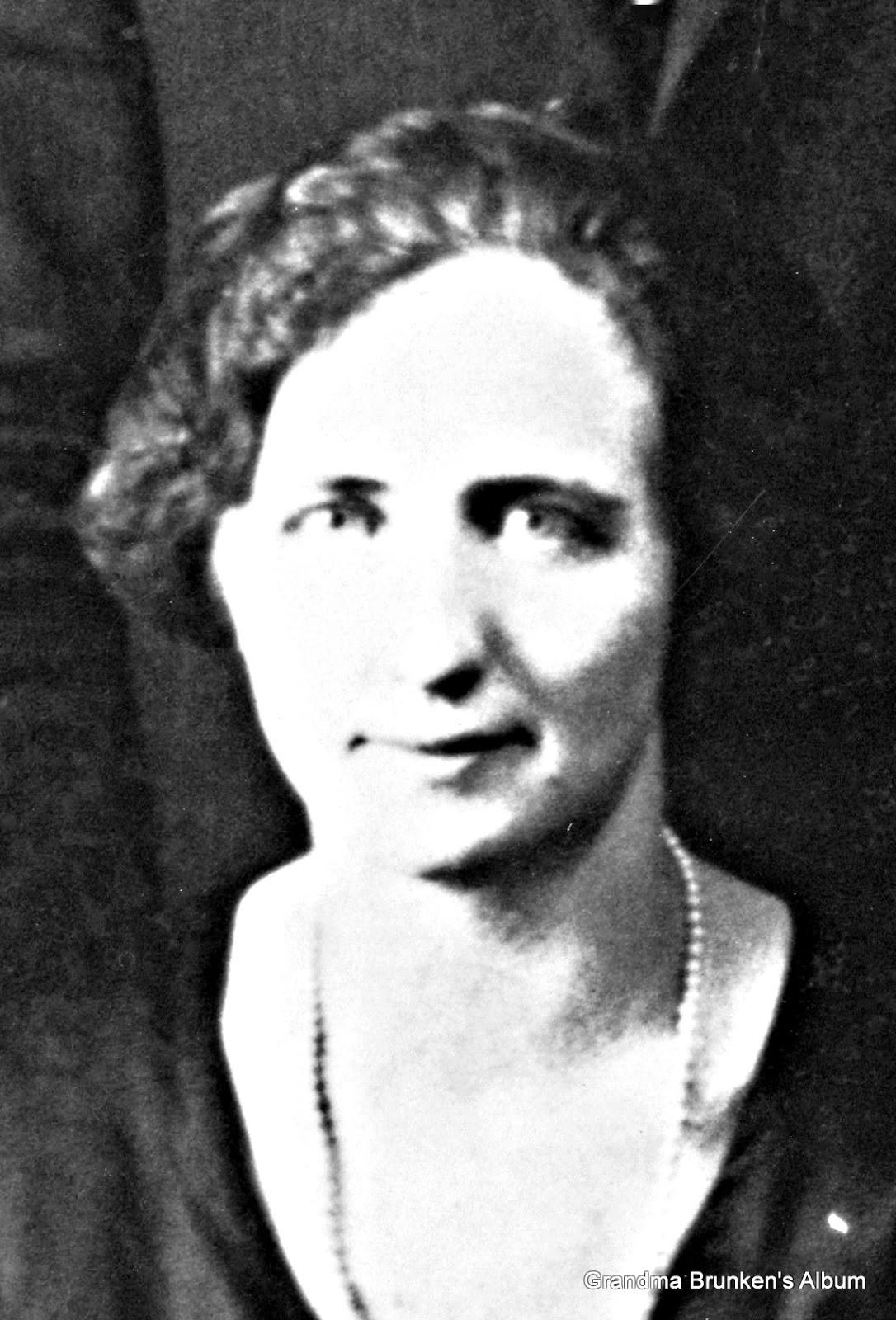 Louise Wilhemmia (Brunken) Karlin
