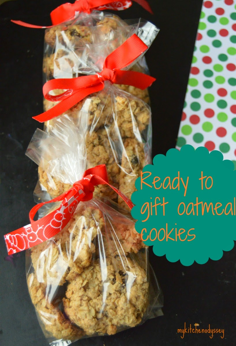 Ready to gift cookies