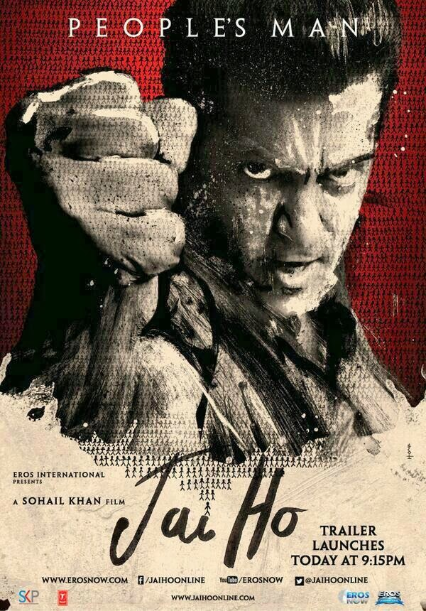 Watch Exclusive Trailer of Salman Khan's JAI HO Movie