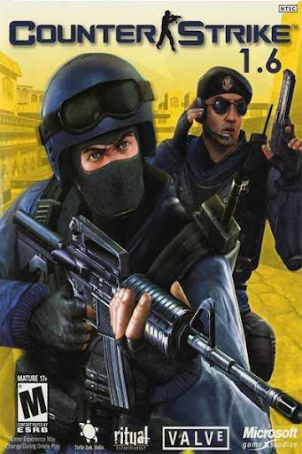 لعبة كونترا سترايك 1.6 Counter Strike