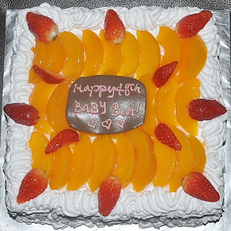 Cakes And Cupcakes Johor Bahru Birthday Cake Fresh Cream