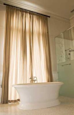 modern furniture: bathroom window curtains designs 2011