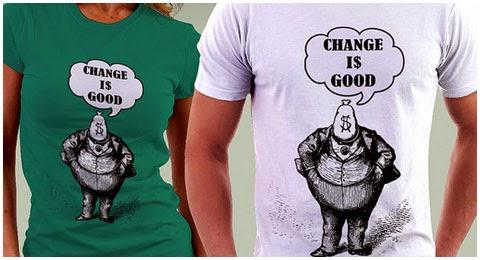 Change I$ Good
