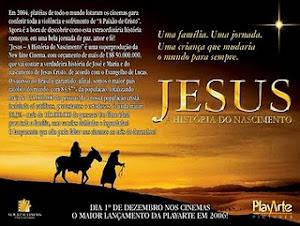 Jesus a História do Nascimento  (DUBLADO)