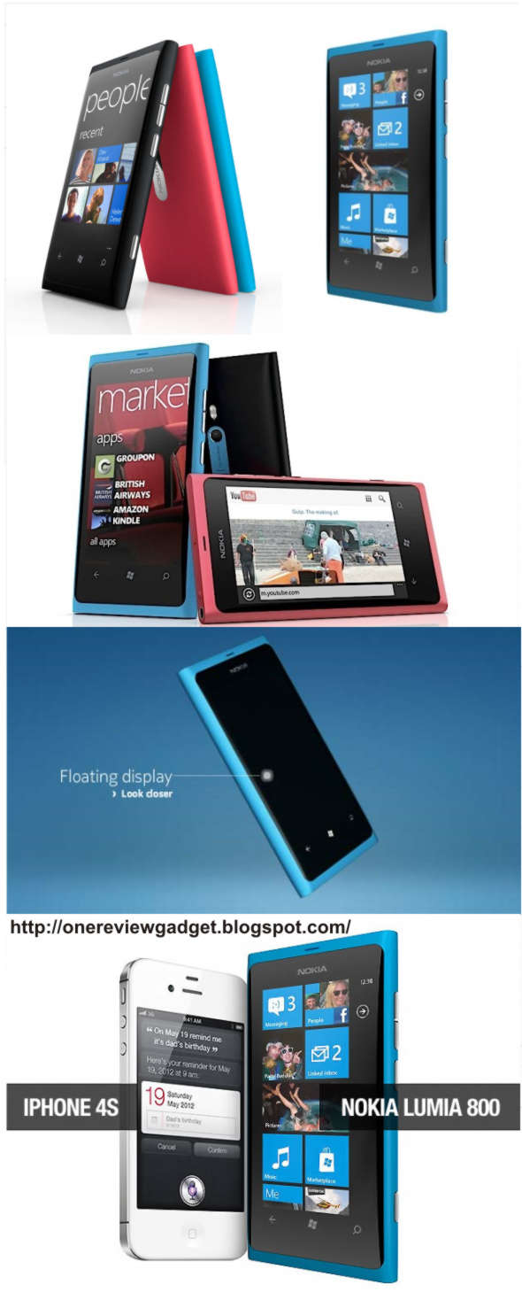 Nokia Lumia 800 - Picture