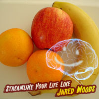Streamline Your Life Like Jared Woods: Healthy food makes healthy brain