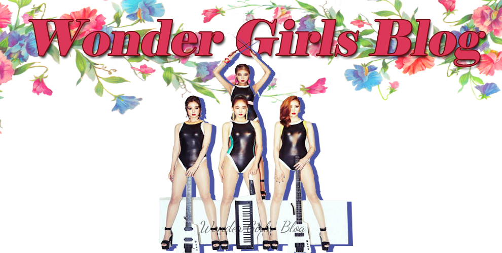 Wonder Girls - Blog