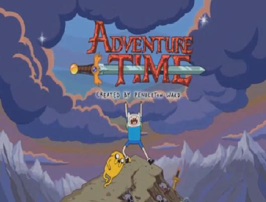 hora de aventura 3ª temporada