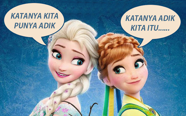 Frozen, Elsa, Anna, Disney, Tarzan, Brother