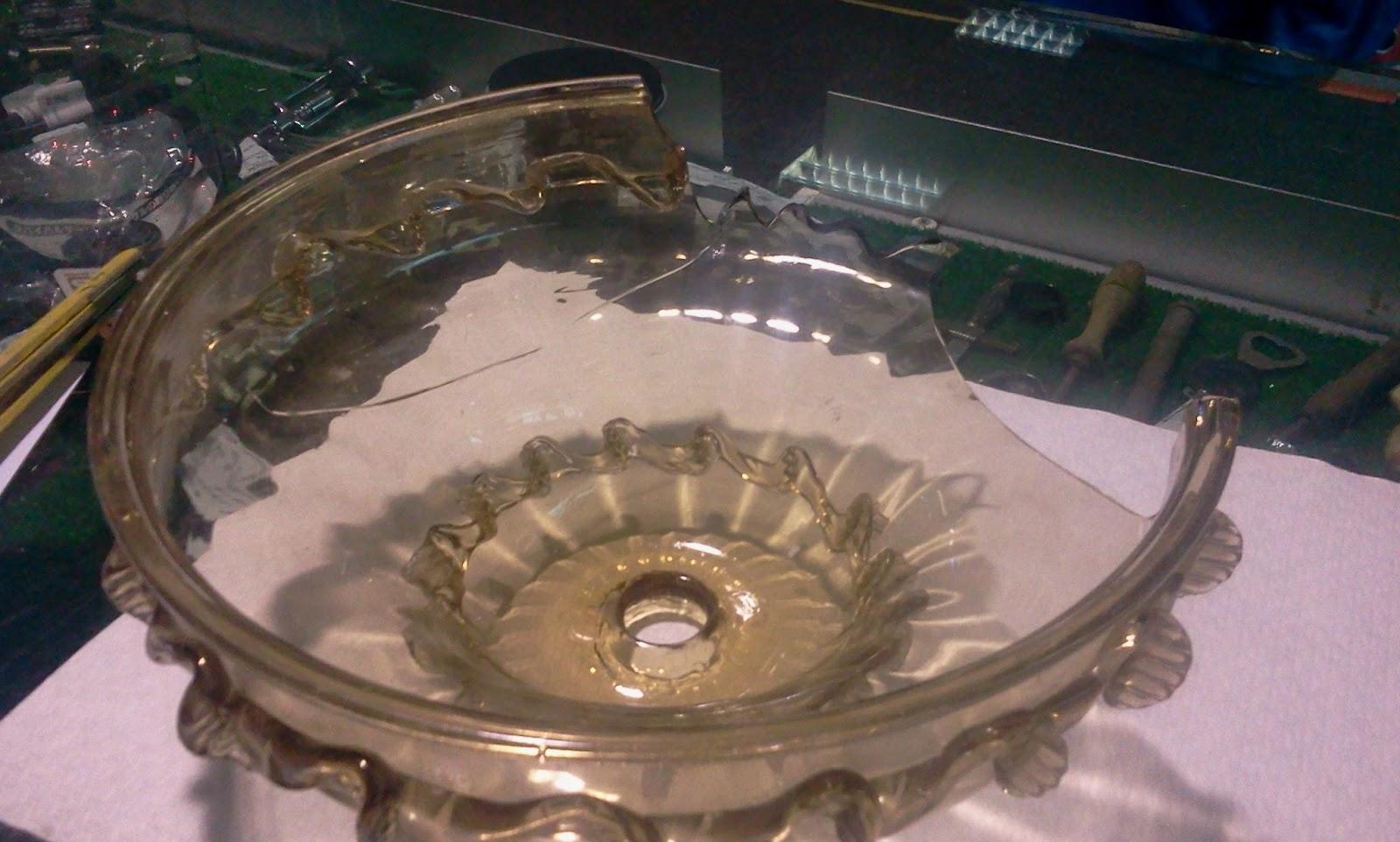 ricambi per lampadari : Ricambi per lampadari in vetro di Murano: Fondino, pezzi di ricambio ...