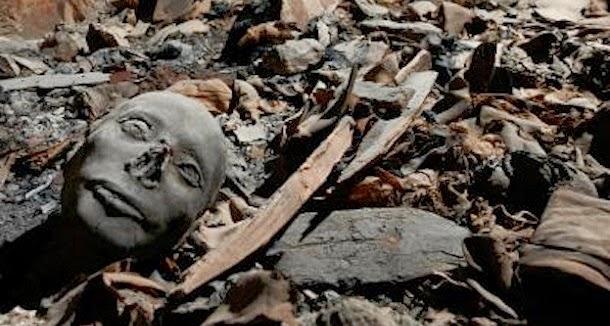 Dezenas de múmias desenterradas no Vale dos Reis, no Egito