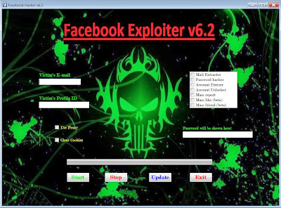 Facebook Hacker v6.2 - Hack facebook password 2014 free