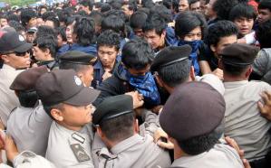 Gerakan 27 Maret Akan Goyang Istana Negara