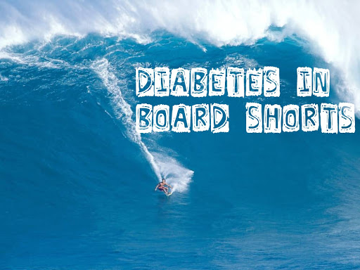 Diabetes in Board Shorts
