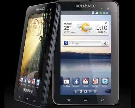 Relience 3G V9A Tab