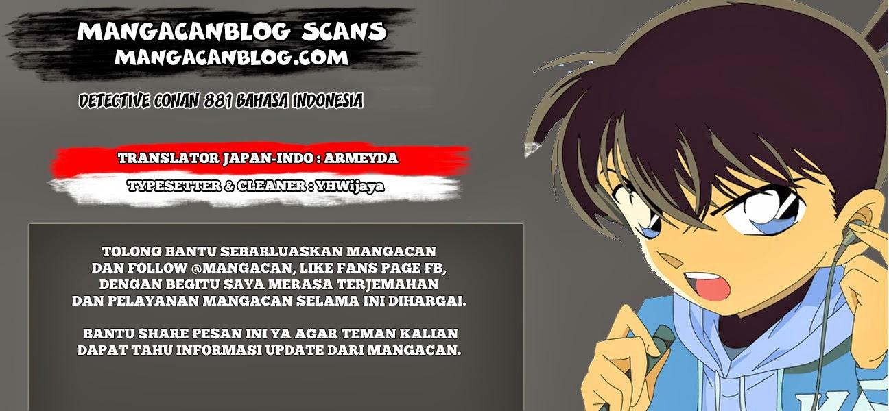 Dilarang COPAS - situs resmi www.mangacanblog.com - Komik detective conan 881 - tempat transaks narkoba 882 Indonesia detective conan 881 - tempat transaks narkoba Terbaru |Baca Manga Komik Indonesia|Mangacan
