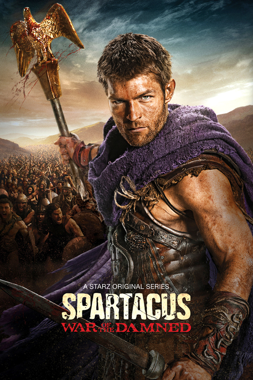 Спартак: Война проклятых (Spartacus: War of Damned)