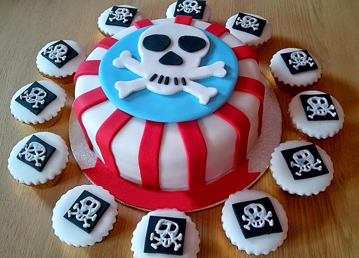Торт в пиратском стиле своими руками фото 639