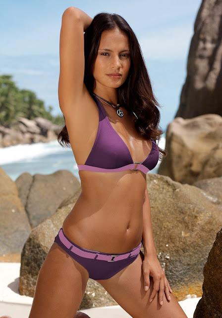 Shalana Santana in Bikini