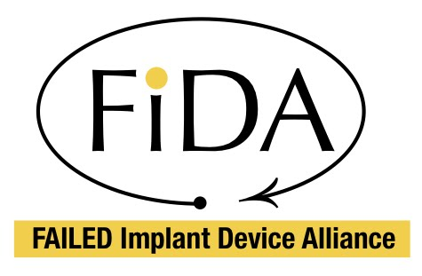 FiDA         Failed Implant Device Alliance
