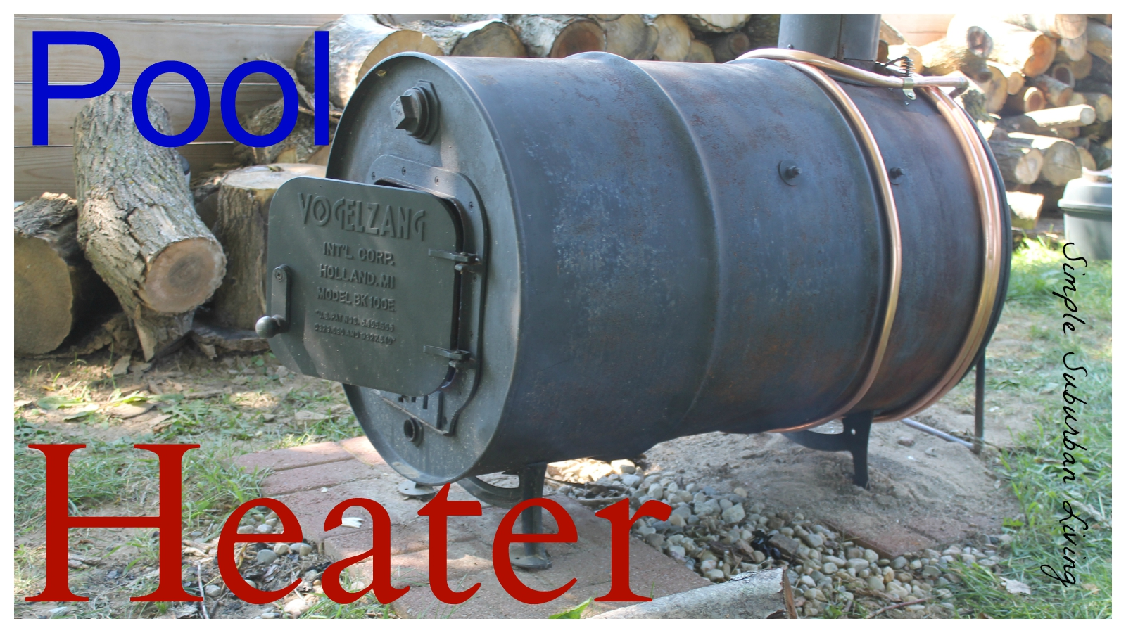 how to clean heat exchanger on pool heater