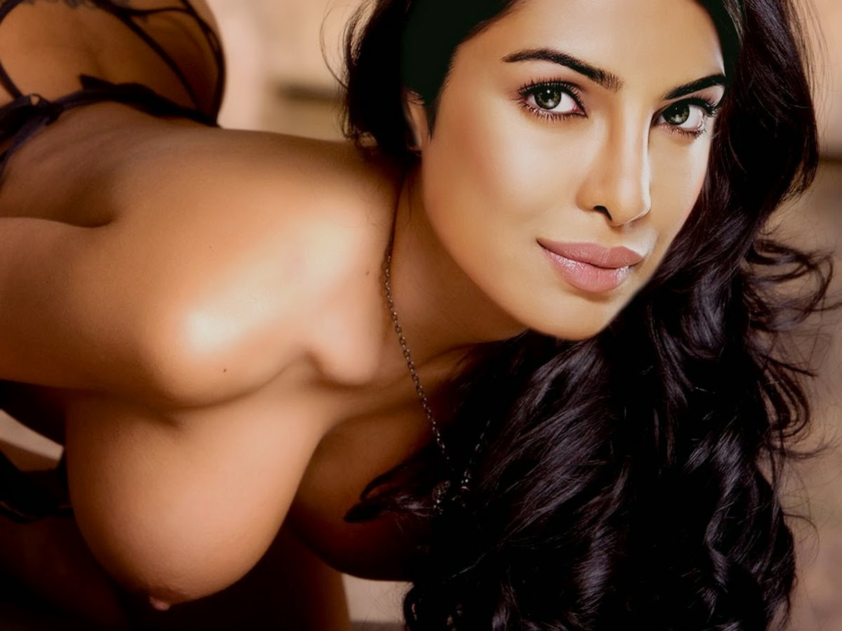 Priyanka Chopra Fucking Pussy and Fake Nude Nipple Boobs
