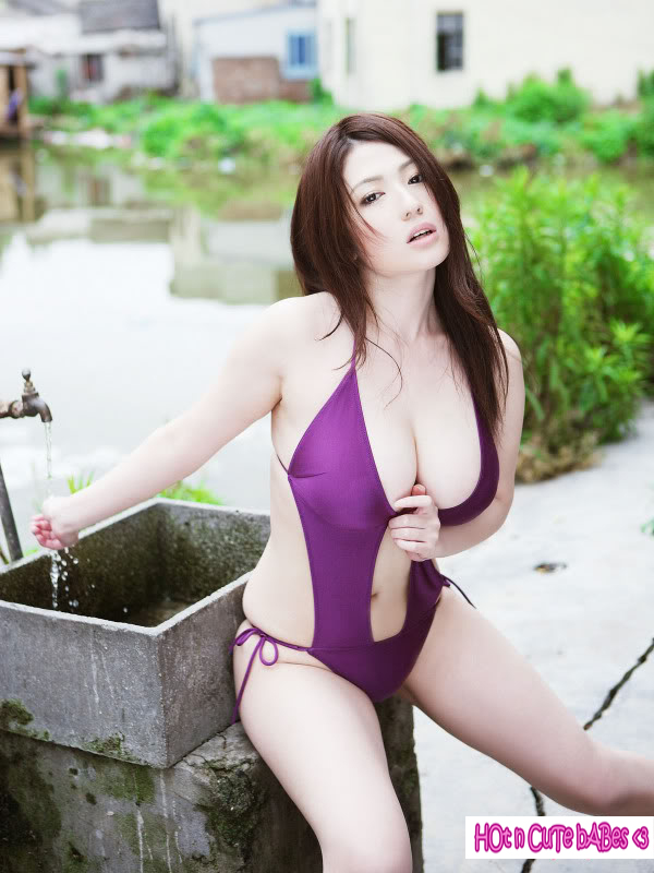 Japanese naked sexy woman