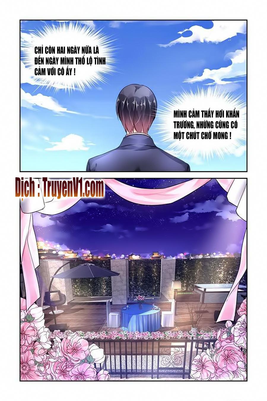Hôn Trộm 55 Lần chap 107 page 7 - IZTruyenTranh.com