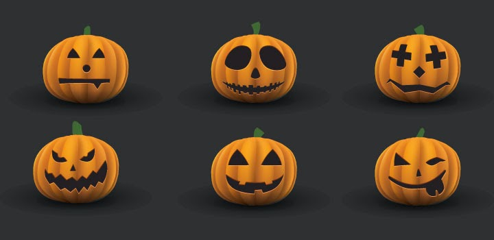 2 in a closet haz tu calabaza de haloween - Calabazas de halloween de miedo ...