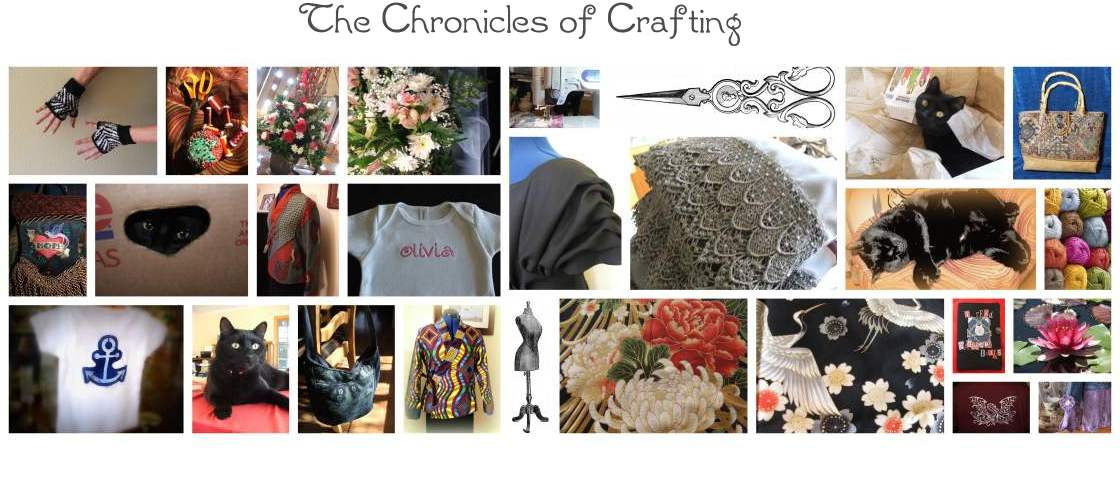 The Chronicles of Crafting