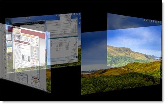Actual Virtual Desktops – Phần mềm tạo màn hình ảo cực đẹp