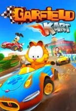 Free Download Games Garfield Kart Full Version For PC