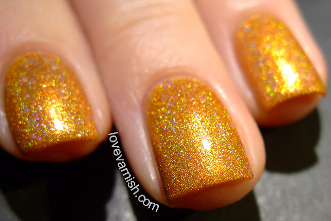 Pahlish Marshmallow Pumpkin