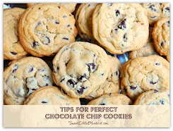 Perfect Chocolate Chip Cookies - Never flat, always soft - oh so good.