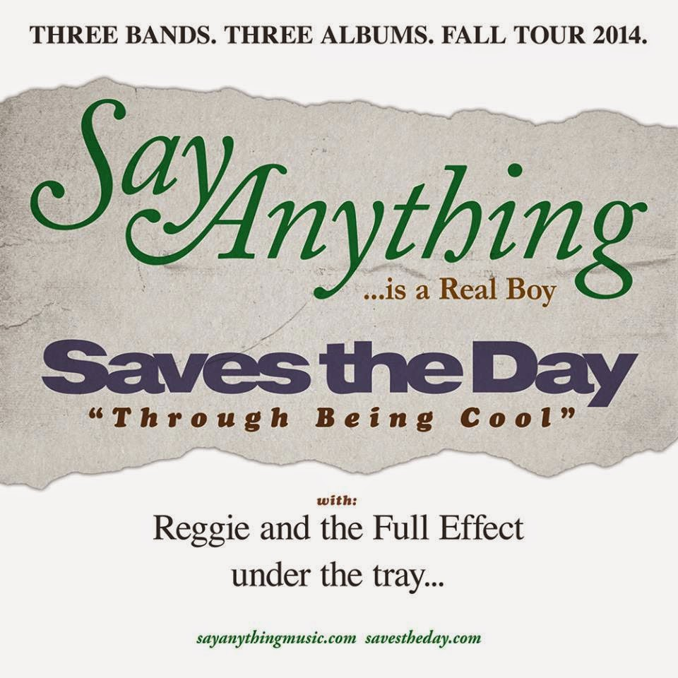 Saves the Day Through Being Cool l Bishop And Rook Boston Music Blog