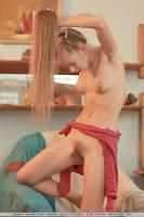 Met-Art - Milena D - Sexy - Hairy Armpits & Pussy - 14