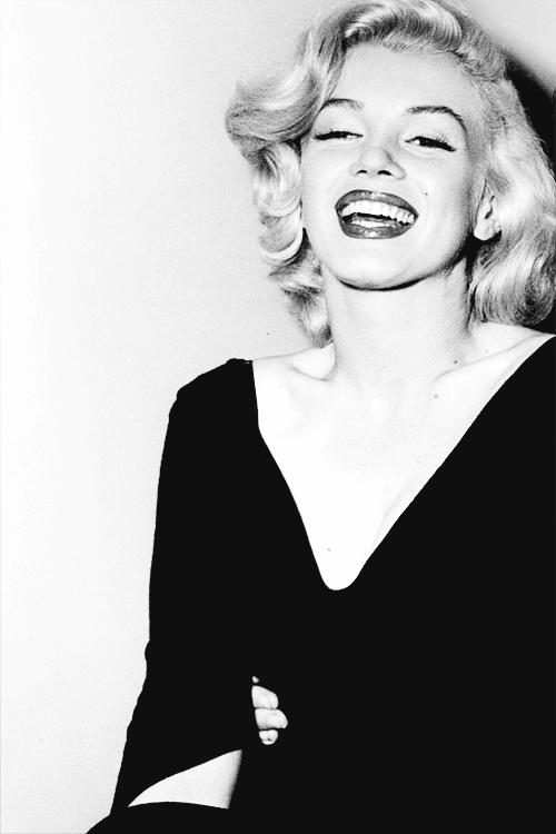 Les Icônes du 7ème Art: Sourires de Stars... Marilyn Monroe Laughing Pictures Tumblr